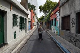 b a-alley